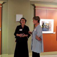 Janice Botsford, Ruth Ann Weber