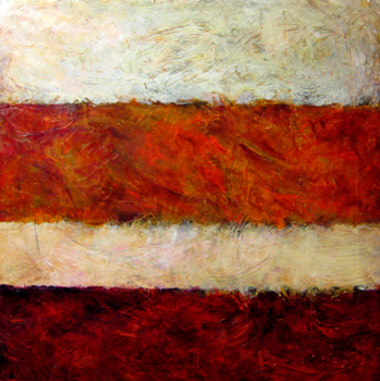 Linear Texture | Acrylic | 30 x 24"