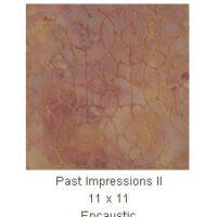 Past Impressions | Sandy Knapp