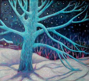 Blue Oak | Ilona Brustad