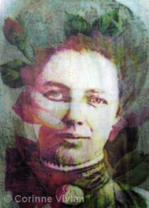 Lady of the Garden Club | Corinne Vivian