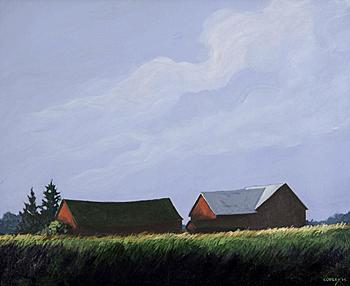 Twilight | Oil | John Copley