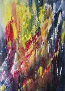 Freedom II by Sandy Knapp