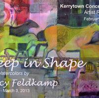 Sheep in Shape | Nancy Feldkamp