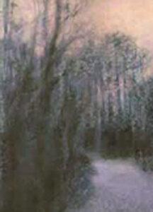 Winter Walk | Lois Lovejoy