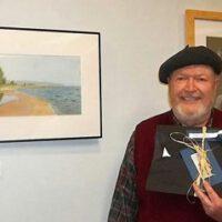 Jim Clark Wins Award