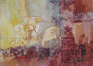 Ewe Betch by Nancy Feldkamp
