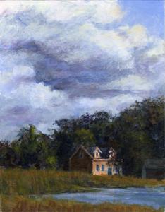 'Rhode island House' by Marty Walker