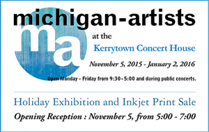 Michigan-Artists at Kerrytown