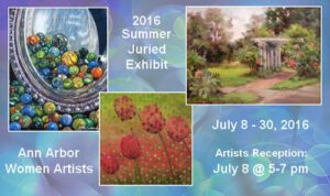 AAWA Summer Exhibit 2016