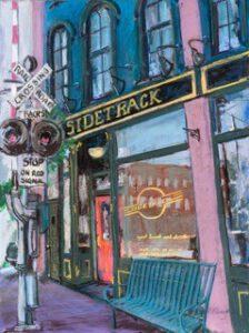 Sidetrack Reflections | Linda Klenczar