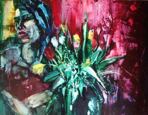 Watercolor Kathy Hiner