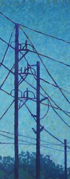 Energy Lines | Acrylic