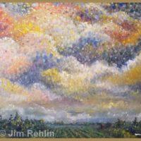 Summer Sky by Jim Rehlin