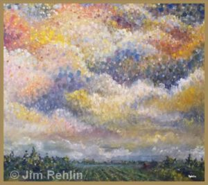 Summer Sky by Jim Rehlin