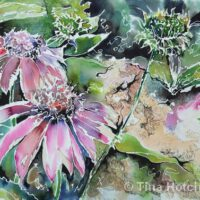 The Power of a Soft Touch | Mixed Media | Tina Hotchkiss