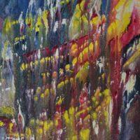 Freedom I | Fluid Acrylic | Sandy Knapp