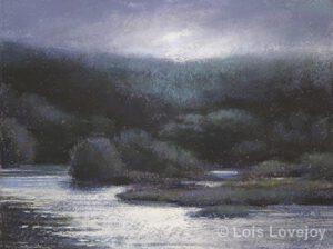 Cloud Break | Pastel | Lois Lovejoy