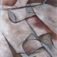 A Study in Neutrals | Mixed Media | Barb Anderson
