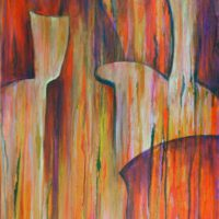 Abstract Painting | Acrylic | Barb Anderson