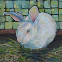 A Happy Home | Acrylic | Susan Clinthorne