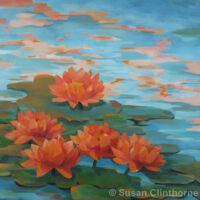 Colors of my World | Acrylic | Susan Clinthorne