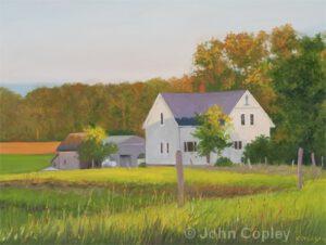 Gloaming | Oil | John Copley