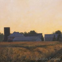 Later the Same Day | Oil | John Copley