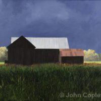 Break in the Clouds | Oil | John Copley