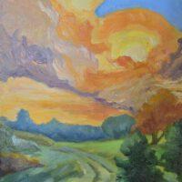 Sharon Sunrise | Oil | Mary Beth Day