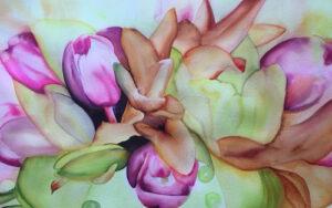 Tulip | Watercolor | Carol Evert
