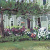 Hummingbird House by Linda Klenczar