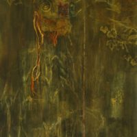 The Presence | Fluid Acrylic | Sandy Knapp