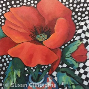Susan Clinthorne Painting