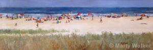 Colorful Afternoon | Oil | Marty Walker