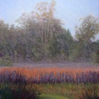 Fog Lifting | Pastels | Carolyn Weins