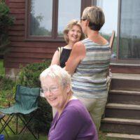 Ilona B, Ruth Ann W, Jane F.