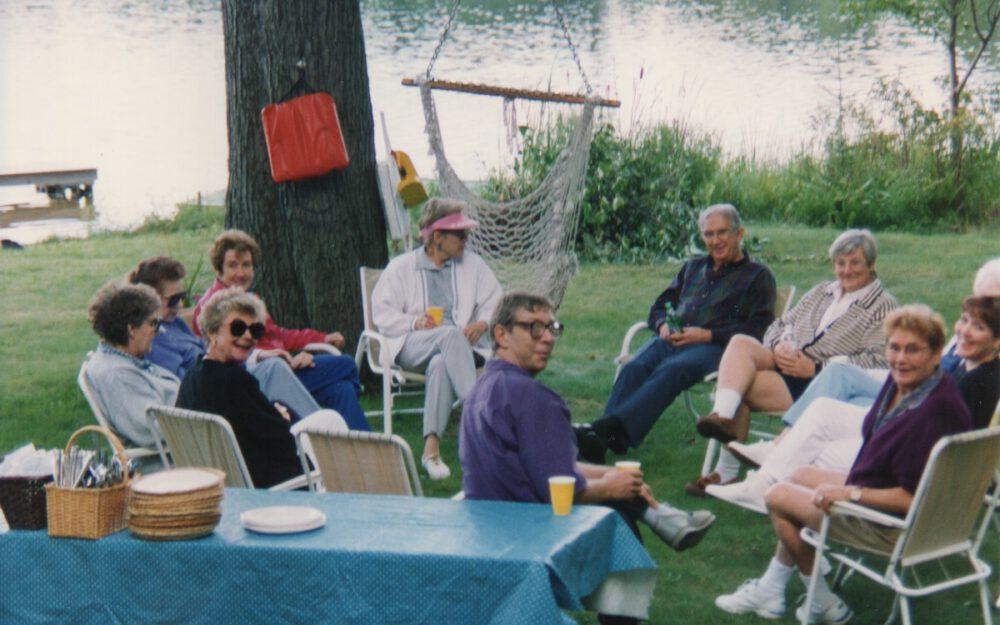 Annual Picnic 1993