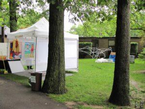 Bill Knudstrup's Tent