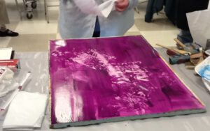 Demo at Paintathon Pic 9