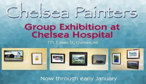 Group Exhibit at Chelsea Hospital