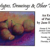 Jane Farrel Exhibit