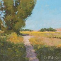 Into the Sun | Pastel | Ed Kennedy