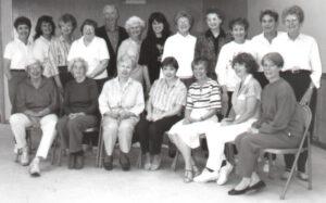 Members Photo in 1991