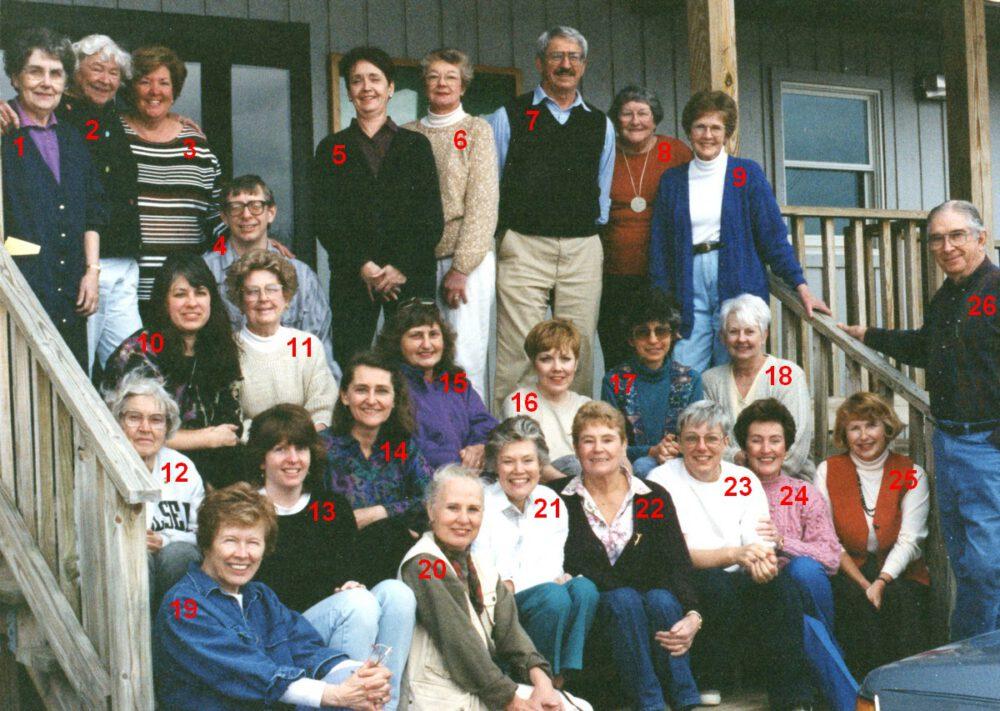 Group Photo 1995