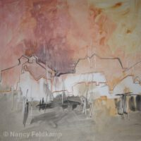 Crumbling Dockside II   Nancy Feldkamp