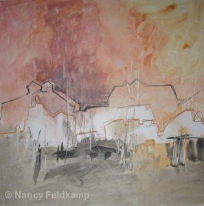 Crumbling Dockside II | Nancy Feldkamp