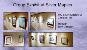 Silver Maples Group Exhibit