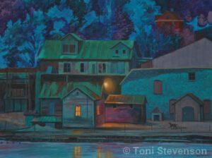 Twight on the Caluent | Toni Stevenson