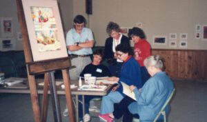 Workshop with Members